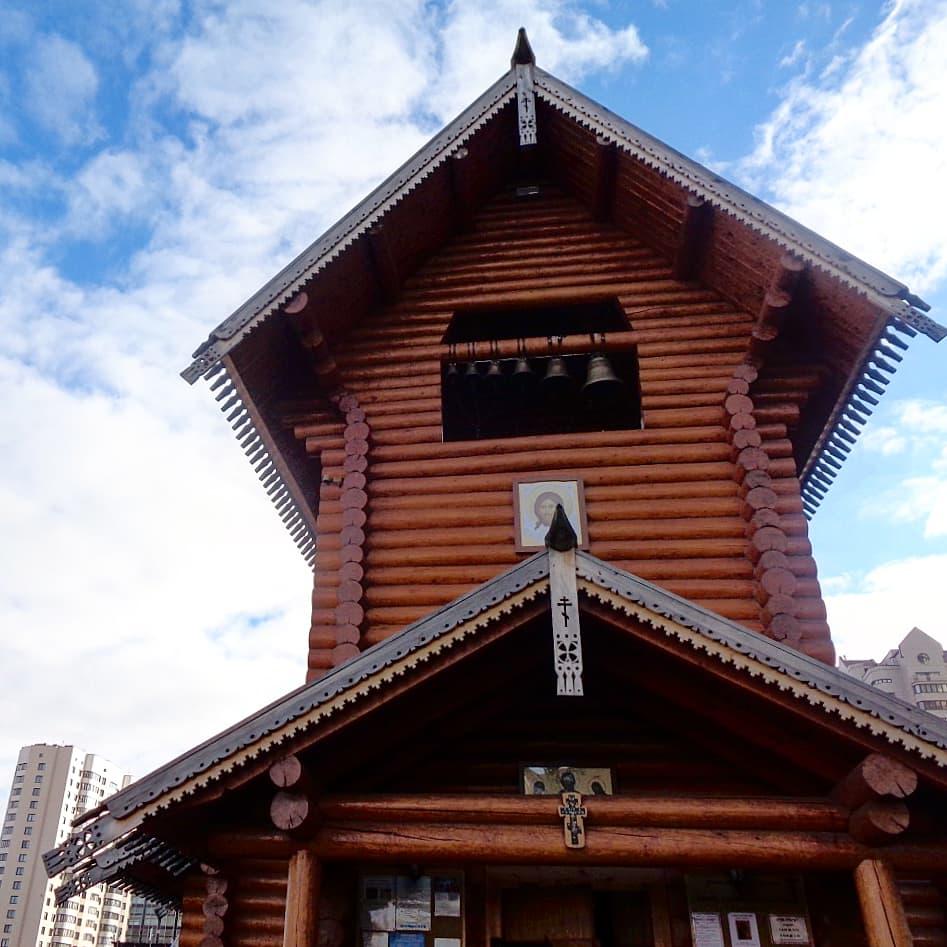 открытие храма